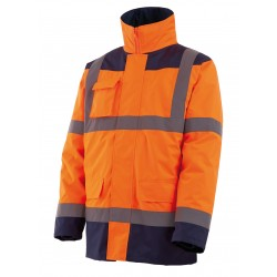 PARKA-4X1-HV ORANGE, S A...