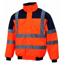 BLOUSON HV ORANGE S A 3XL...