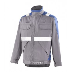 Blouson KOLOR SHIELD Gris...