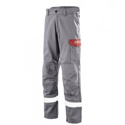 Pantalon KOLOR SHIELD Gris...